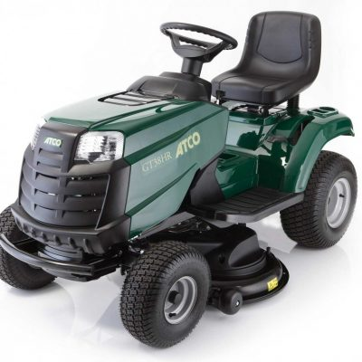 Lawn and Garden Tractors and Riders
